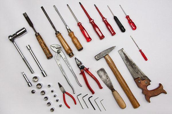Tools - Image Credit: http://pixabay.com/en/users/stux-12364/
