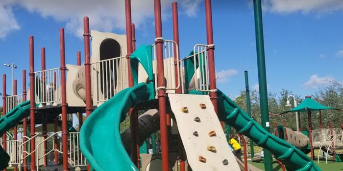 Pine Trails Park in Parkland Florida