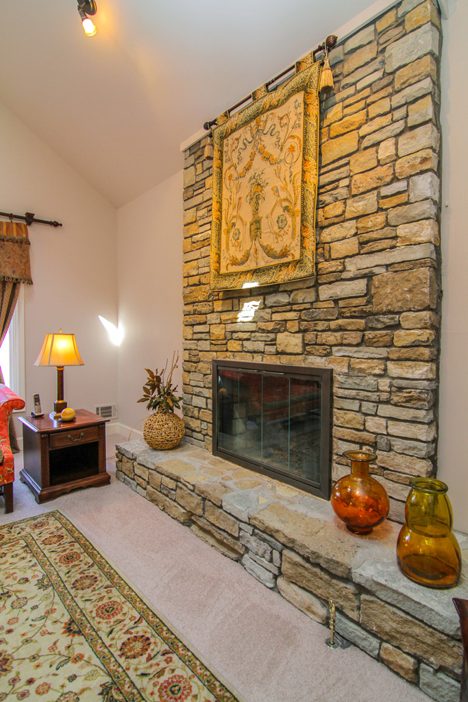10303 Amy Lynn Court Louisville, KY 40223 Fireplace