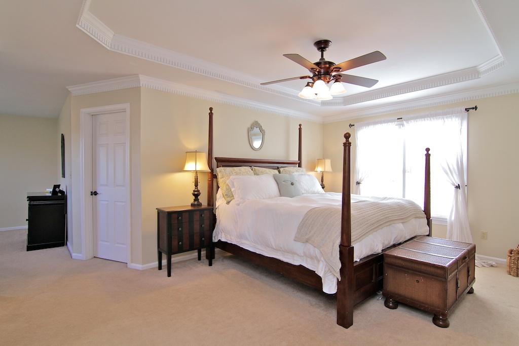 10534 Black Iron Road Louisville, KY Master Bedroom