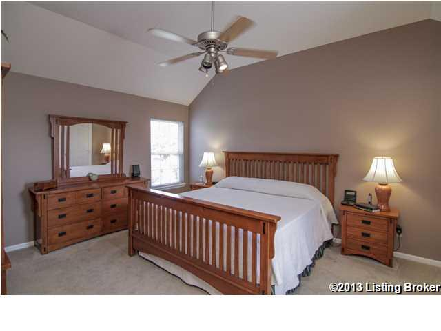 1205 Park Avenue Shepherdsville, Kentucky 40165 Master Bedroom