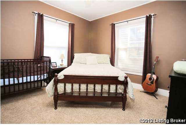1223 S Preston Street Louisville, KY 40203 Bedroom