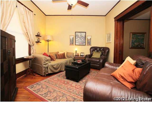 1223 S Preston Street Louisville, KY 40203 Family Room