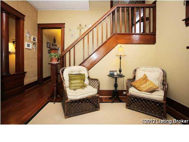 1223 S Preston Street Louisville, KY 40203 Living Room