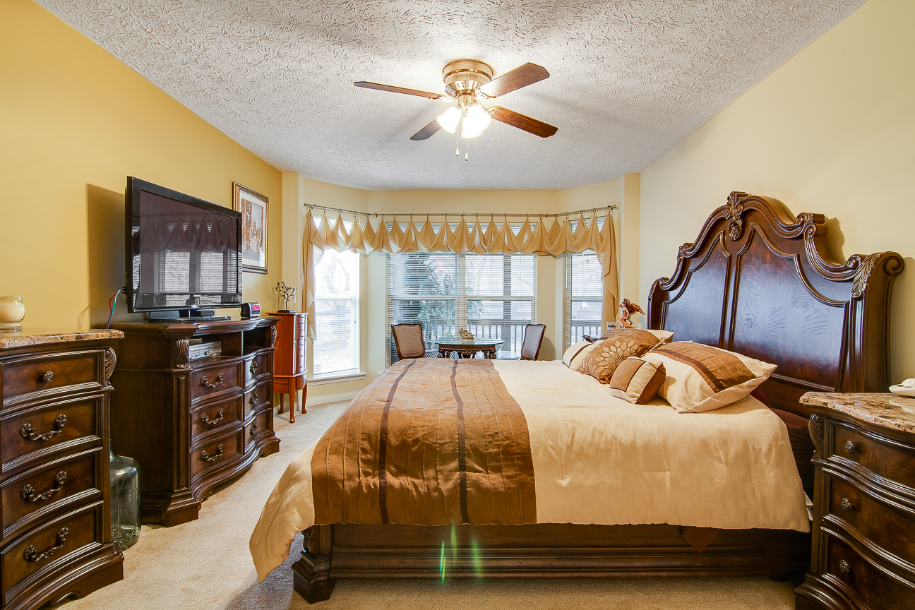 13422 Cain Lane Louisville, KY Master Bedroom