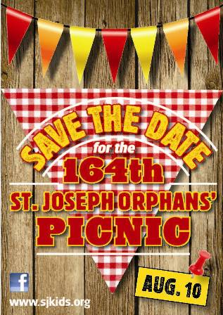 164th Annual St. Joseph Orphans' Picnic