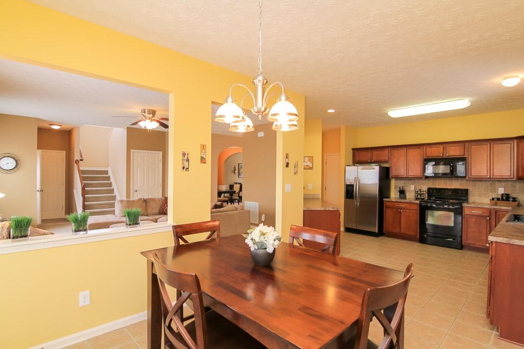 16724 Summit Vista Way Louisville, KY 40245 Eat In Kitchen