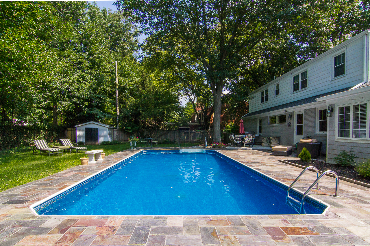 1814 Knollwood Road Louisville, KY Pool