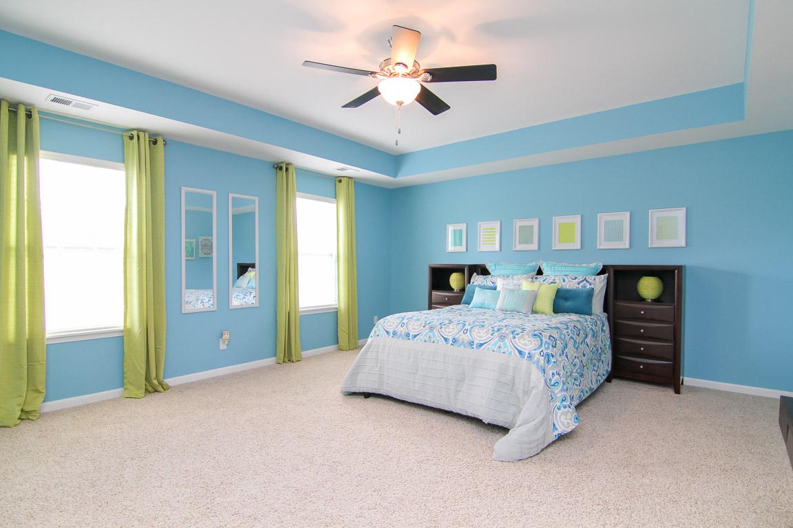 247 Deep Creek Drive Shepherdsville, KY Master Bedroom