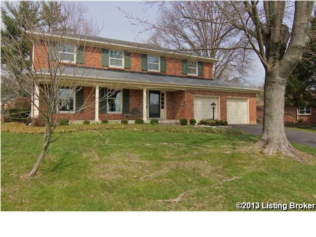3913 Old Brownsboro Hills Road Louisville, Kentucky 40241