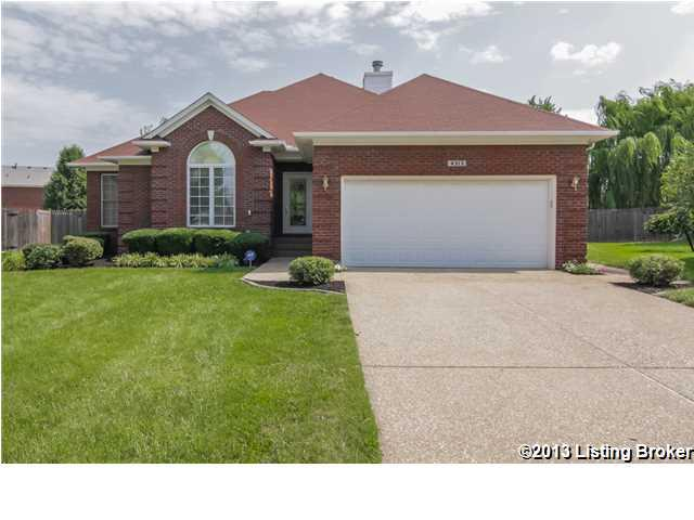 4313 Meadowbend Way Louisville, KY 40218