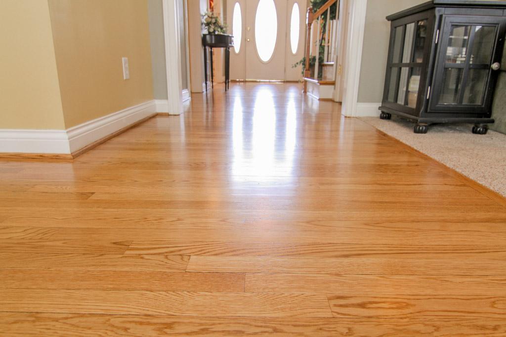 4612 North Ridge Circle Crestwood, KY 40014 Hardwood Floor