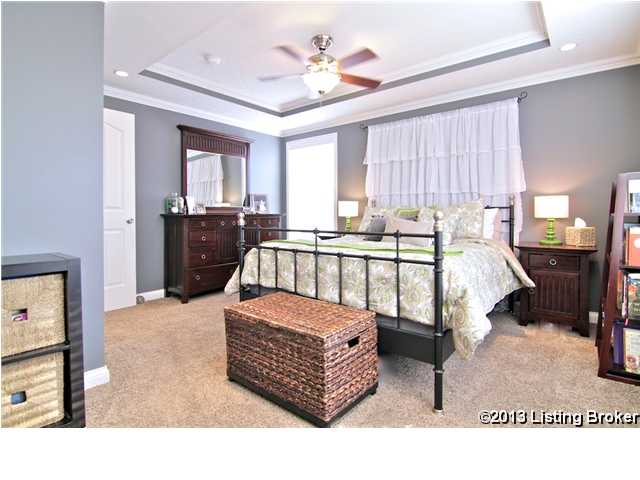 6414 Labor Lane Louisville, Kentucky 40291 Master Bedroom