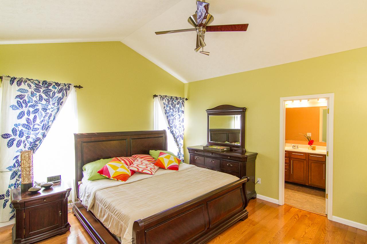 7611 Gadwall Way Louisville, KY 40218 Master Bedroom