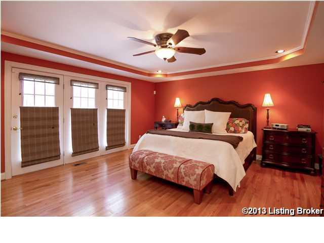 7904 Hall Farm Drive Louisville, Kentucky 40291 Master Bedroom
