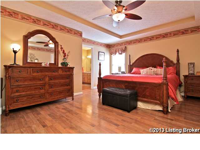 8502 Hurstbourne Woods Place Louisville, KY 40299 Master Bedroom