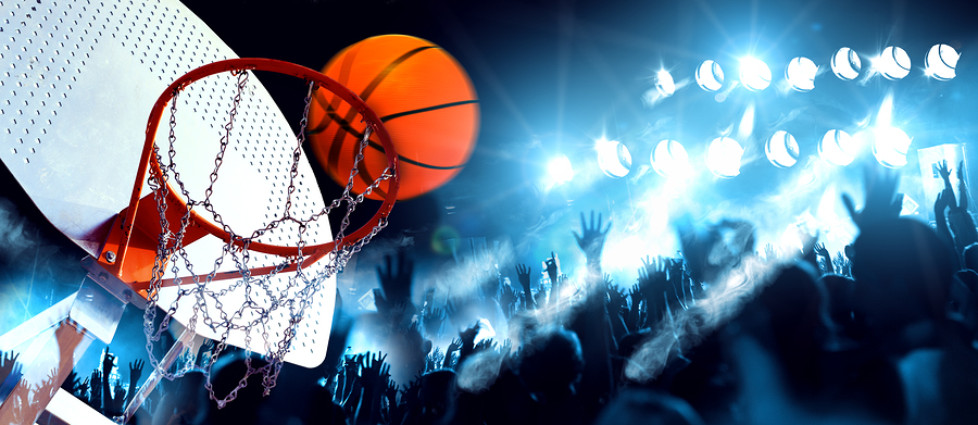 Adult Basketball Night at Parkhill Community Center