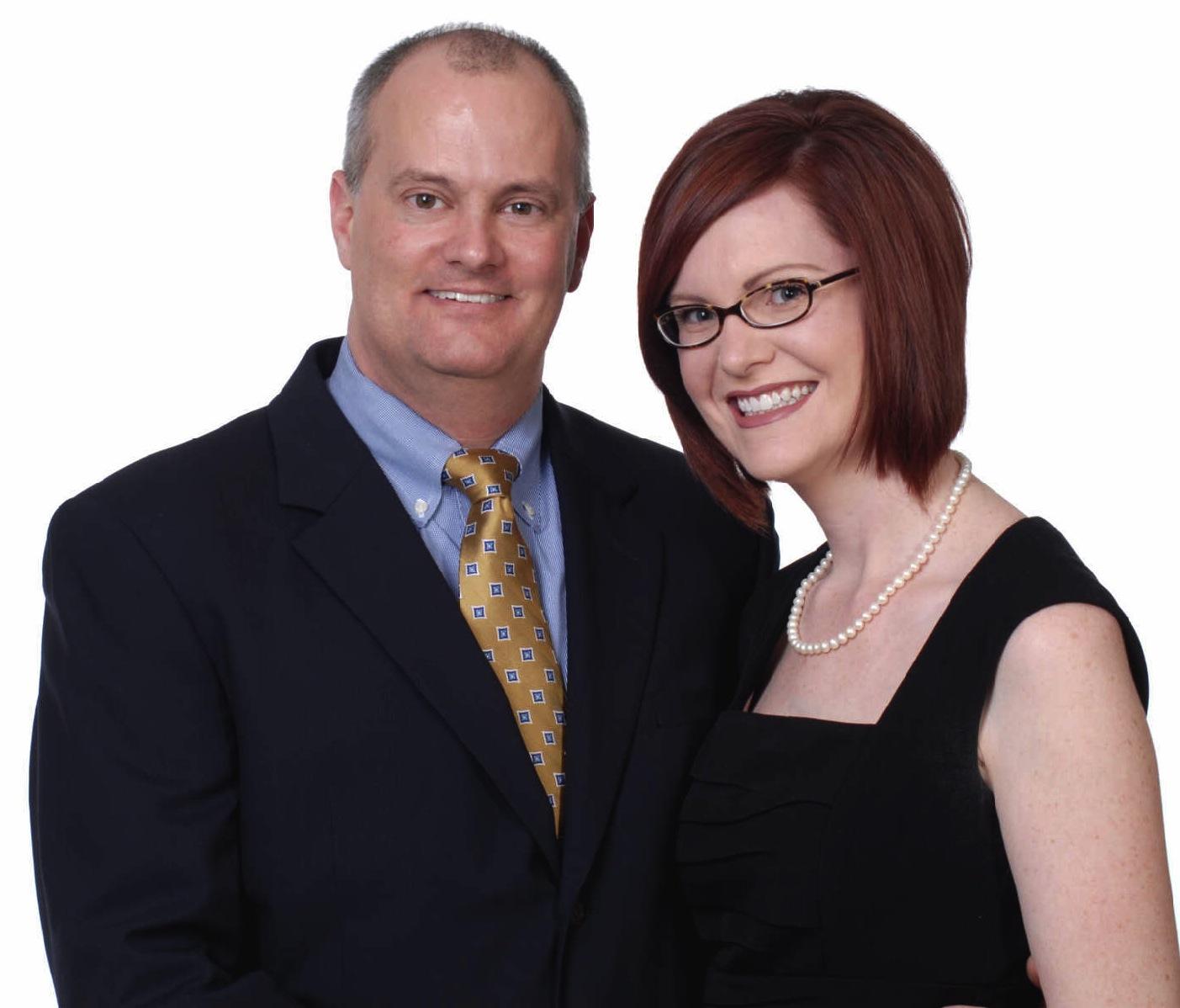 Anne and Joe Hayden