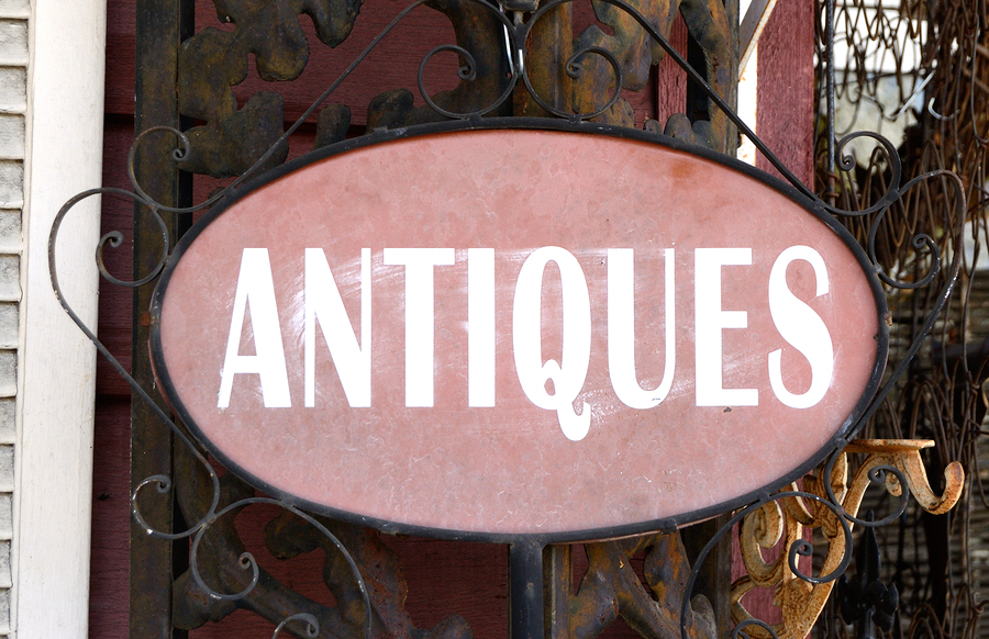 Antiques at Locust Grove