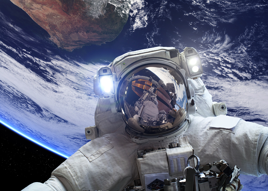 Astronaut Dr. David Hilmers