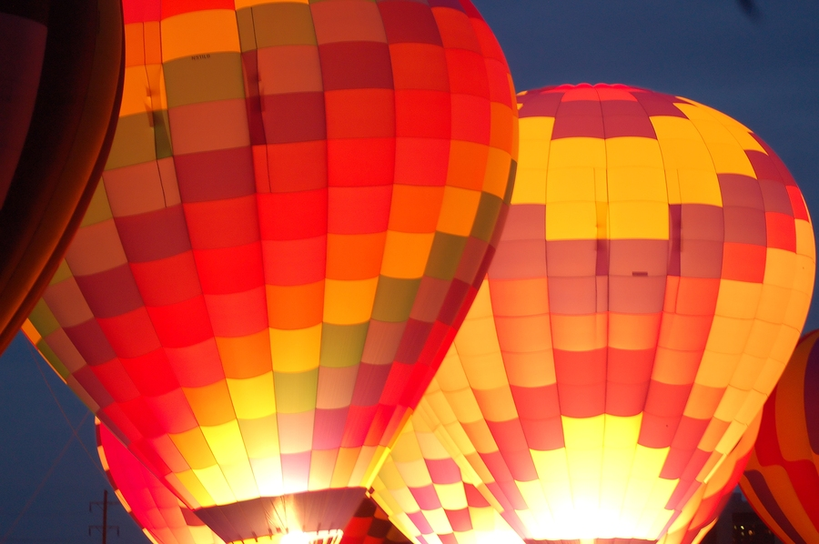 Kentucky Derby Festival Great Balloon Glimmer