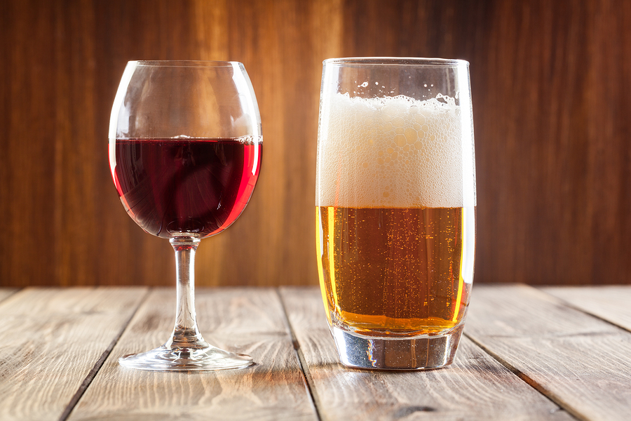 Beer vs. Wine Dueling Four-Course Dinner
