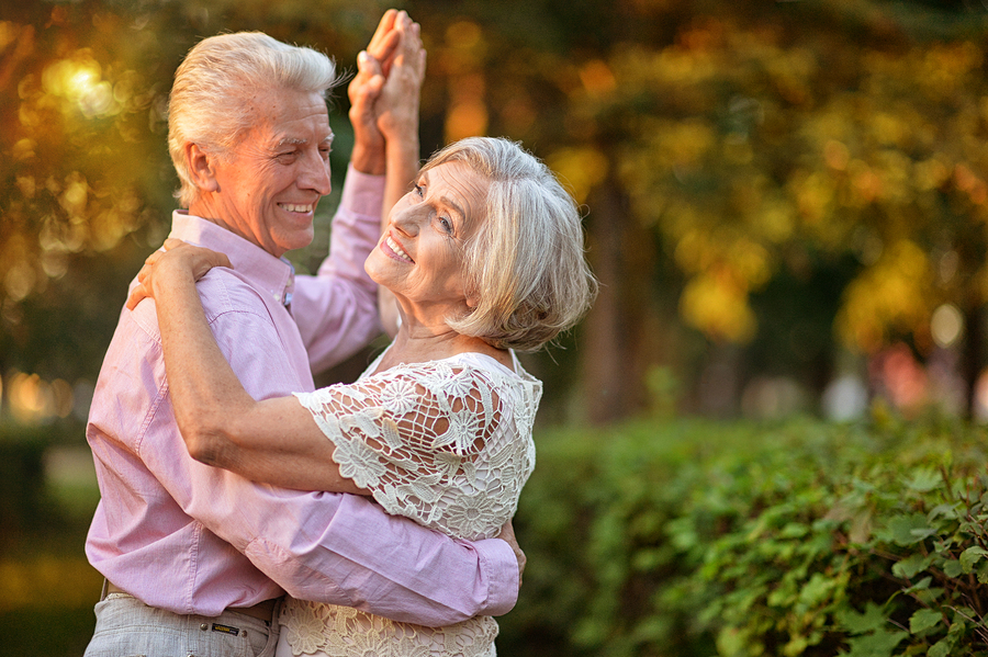 Berrytown Recreation Center Senior Dancing