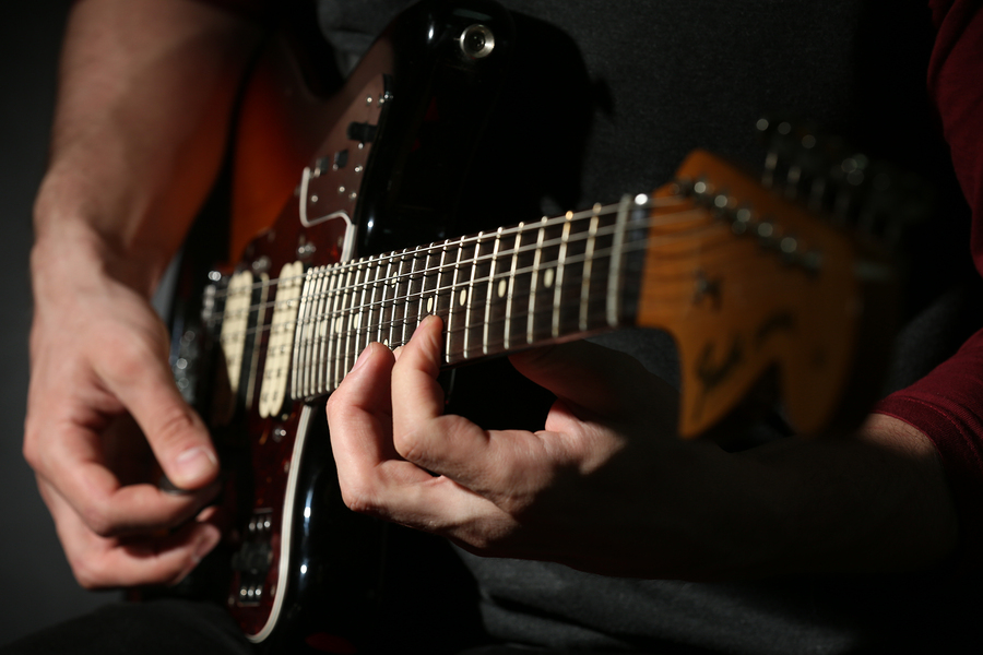 Blues Guitar at the Filson Historical Society