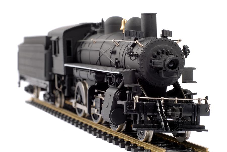 Bon Air Library Model Train Show