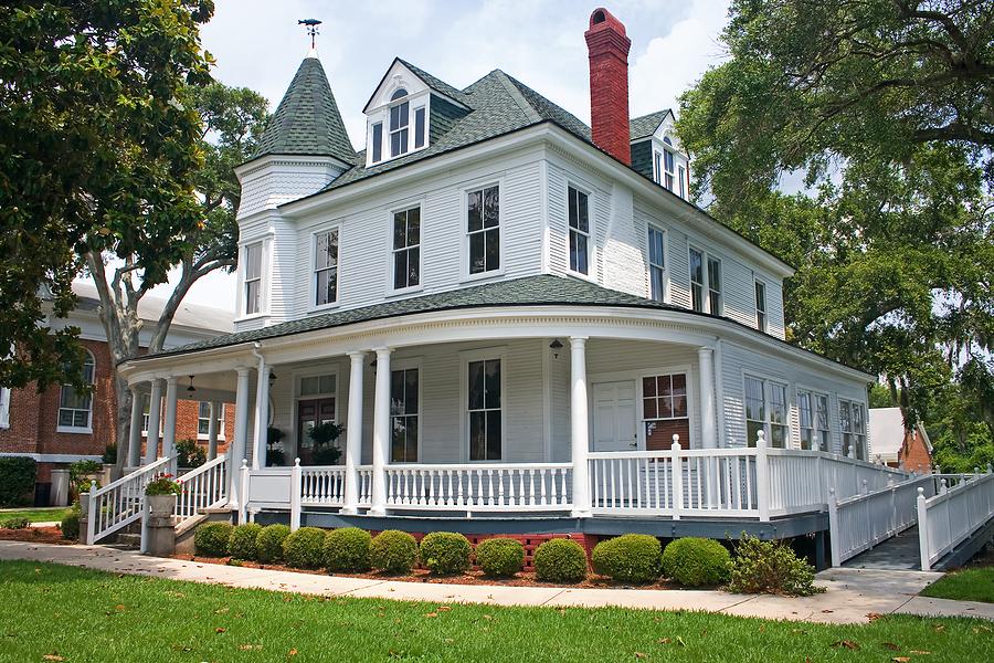 Bonnycastle Neighborhood Victorian Home