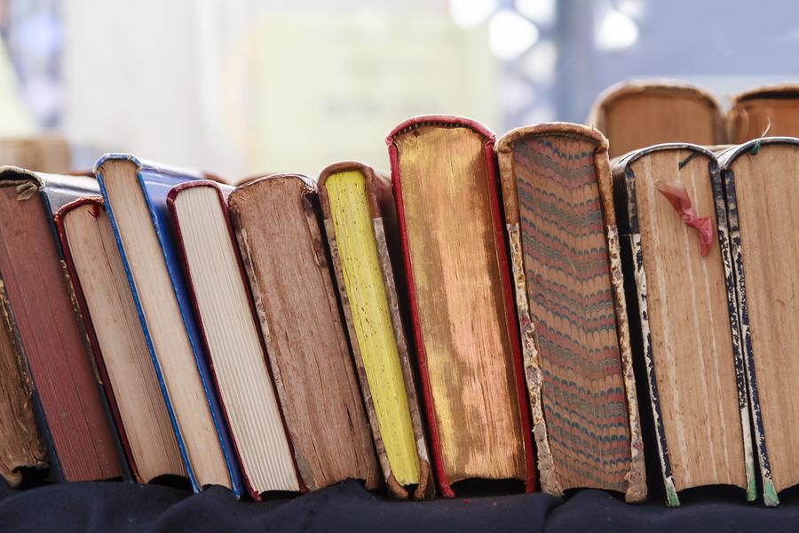 Book Sale at Locust Grove