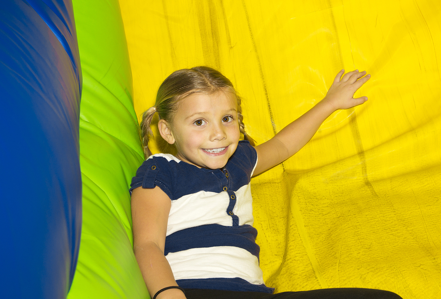 Bounce House All About Kids