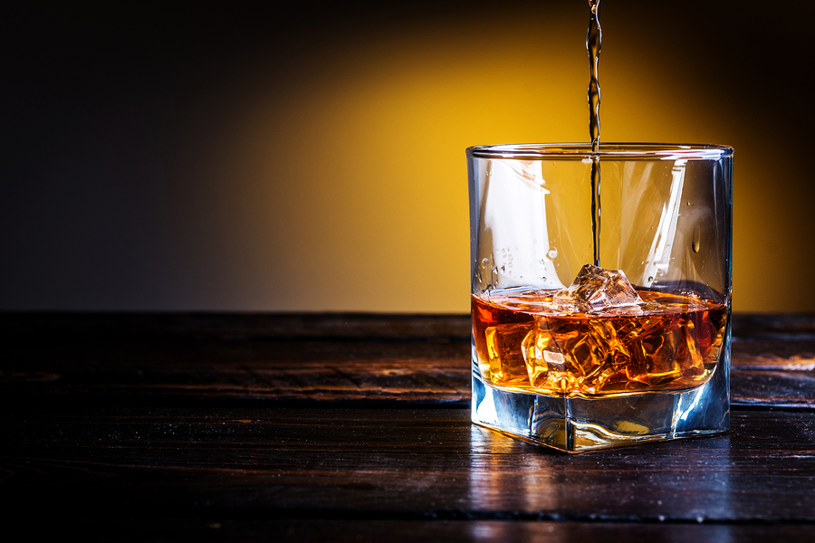 Bourbon and Blankets Cocktail Party 2019