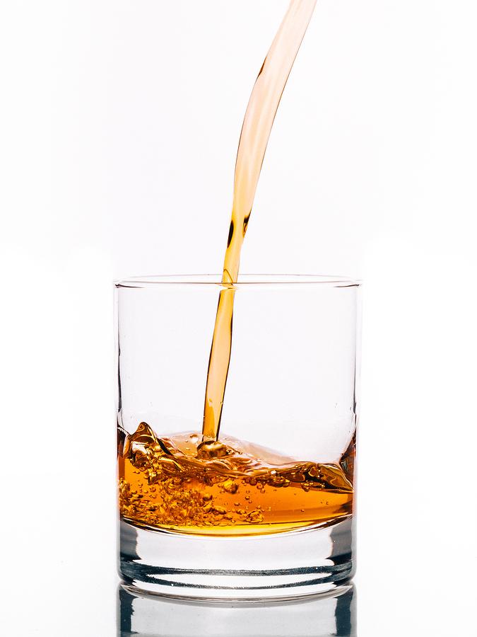Bourbons Bistro Tasting
