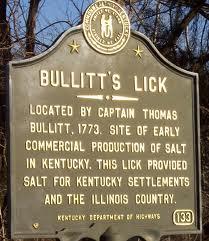 Bullitt Lick Shepherdsville, Kentucky
