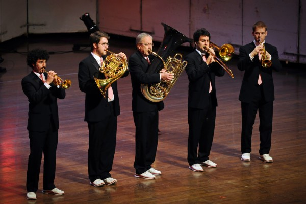 Canadian Brass Band