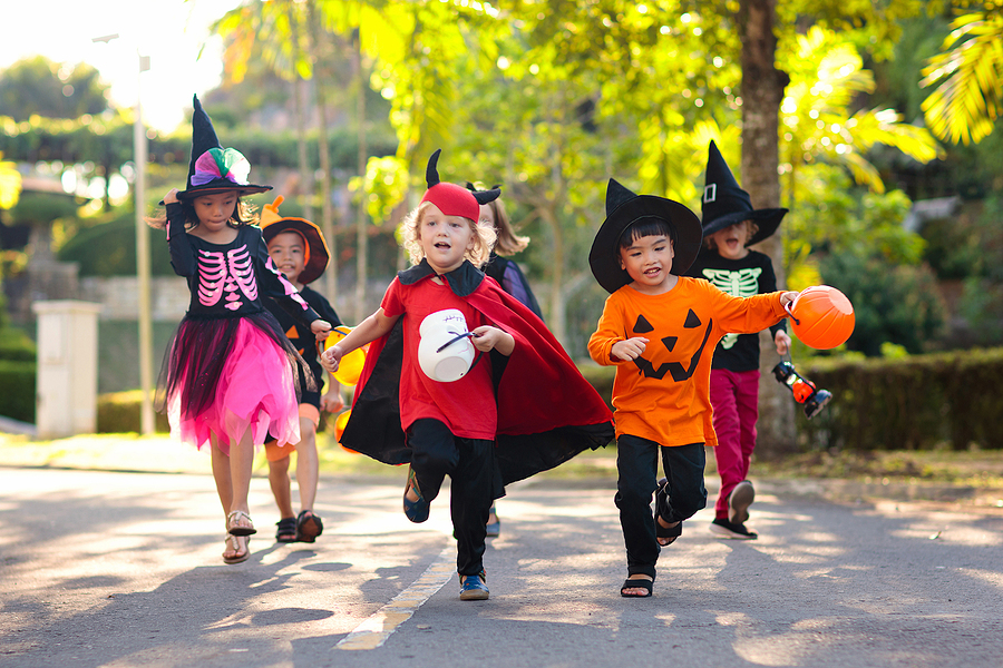 Caufields Halloween Costume