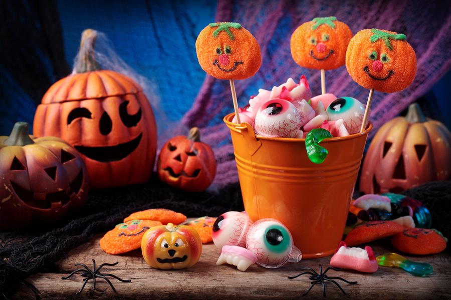 Caufields Halloween Parade