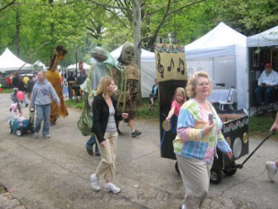 Cherokee Triangle Art Fair