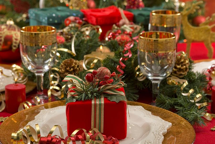 Christmas Eve Buffet Archibald Cochran Ballroom at the Galt House
