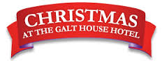 Christmas at the Galt House Hotel