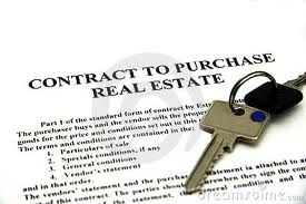 Contract to Purchase Real Estate Louisville