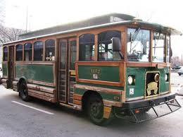 Councilman Kevin Kramer Trolley Tour