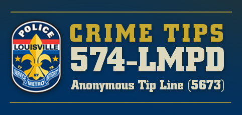 Crime Notifications from the Louisville Metro Police