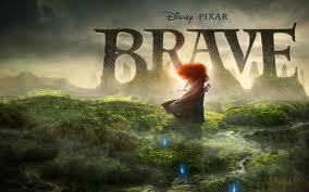 Disney Pixar Movie Brave