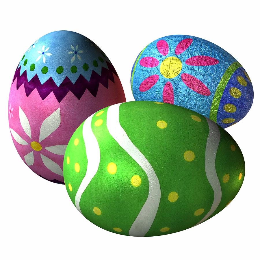 Easter Eggs Romara Place in Lyndon