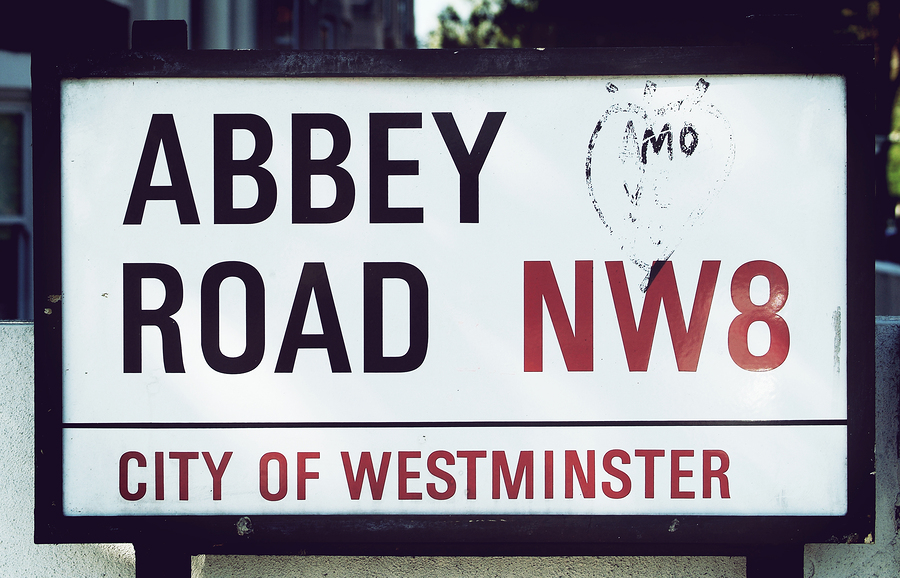 Abbey Road on the River February 64