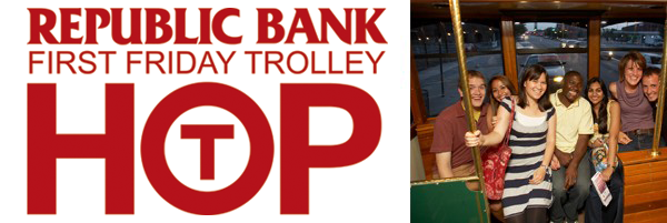 First Friday Trolley Hop