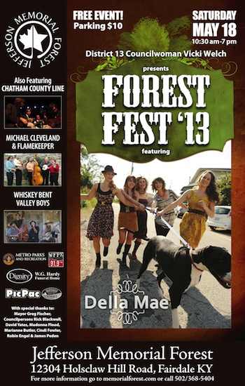 Forest Fest 2013