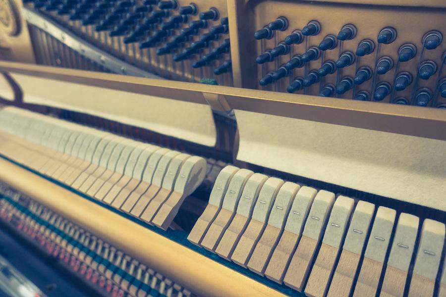Fortepiano at Locust Grove
